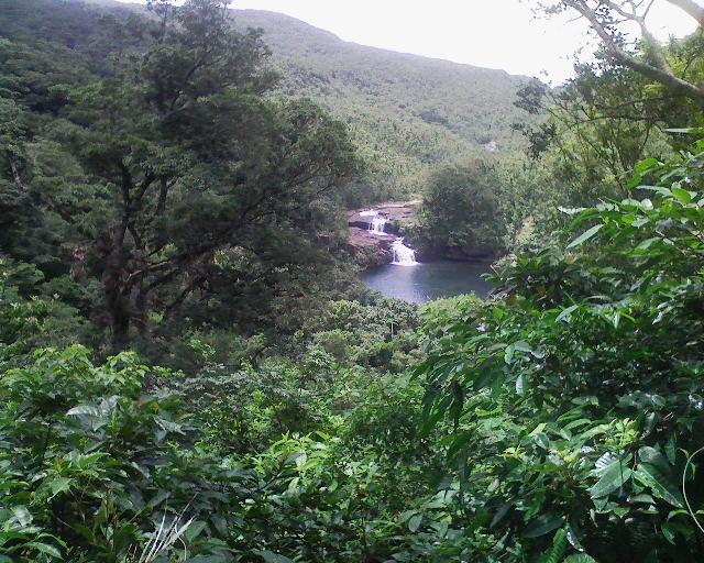 マリユドの滝